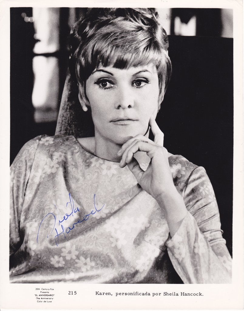 Sheila Hancock (born 1933)